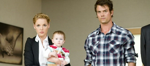 Kathryn Heigl and Josh Duhamel experience