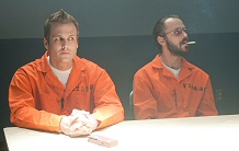 Gabriel Macht and Giovanni Ribisi in