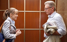 Rachel McAdams and Harrison Ford in