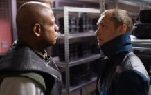 Jude Law and Forest Whitaker face the abyss
