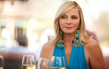 Kim Cattrall in