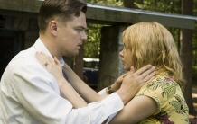 Leonardo DiCaprio and Michelle Williams in