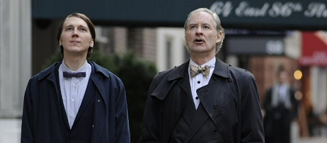 Kevin Kline and Paul Dano in