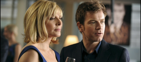 Ewan MacGregor and Kim Cattrall in