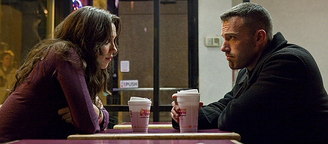 Ben Affleck and Rebecca Miller in