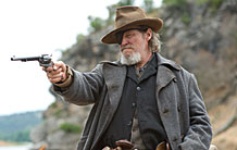 Jeff Bridges takes aim at the box office in