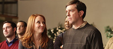 Ed Helms and Anne Heche are in