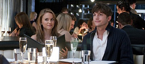 Ashton Kutcher and Natalie Portman have