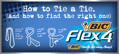 How to tie a tie, how to pick the right tie, necktie knots ...
