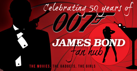 James Bond Fan Hub