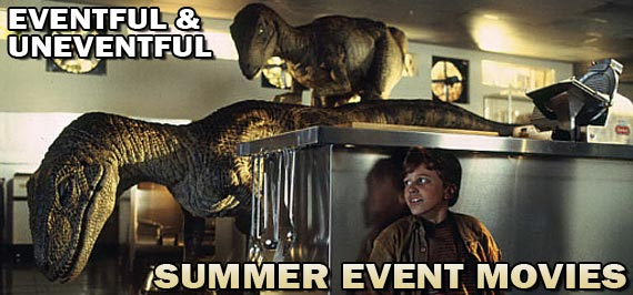 Eventful and Uneventful Summer Event Movies