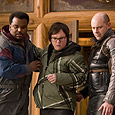 Rob Corddry, Craig Robinson and Clark Duke