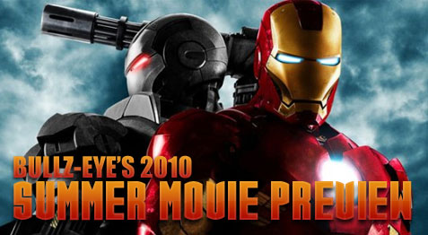 2010 Summer Movie Preview