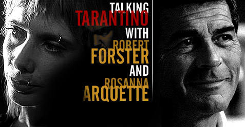 Talking Tarantino