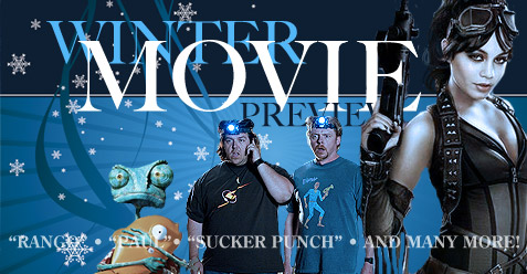 2011 Winter Movie Preview