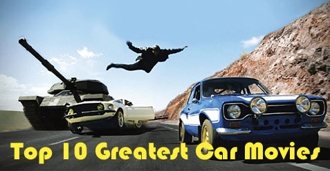 Greatest Movie Car Chases Of All Time
