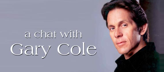 Gary Cole interview, Bill Lumbergh, Reese Bobby, Talladega Nights