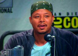 Terrence Howard interview, Iron Man interview