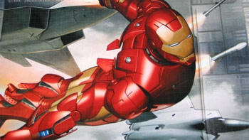 Jon Favreau interview, Iron Man interview