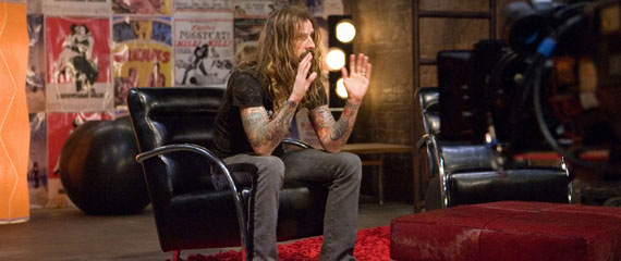 A Roundtable Chat with Rob Zombie