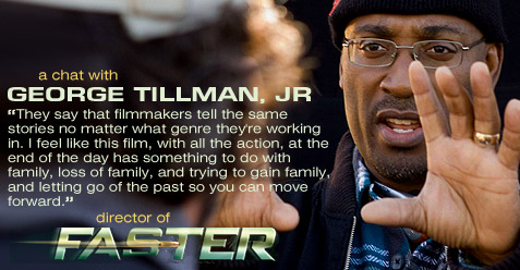 Chat with George Tillman Jr. from Faster.