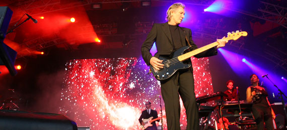 Roger Waters at 2006 Roskilde Festival