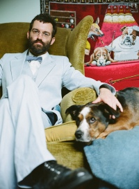 Mark Oliver Everett, of The Eels