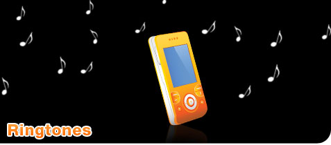Orange cell phone ringtones