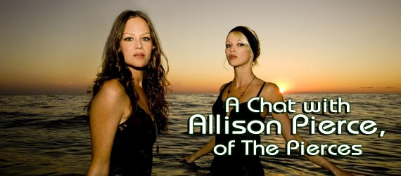 Allison Pierce interview, The Pierces interview, Thirteen Tales of Love and Revenge interview