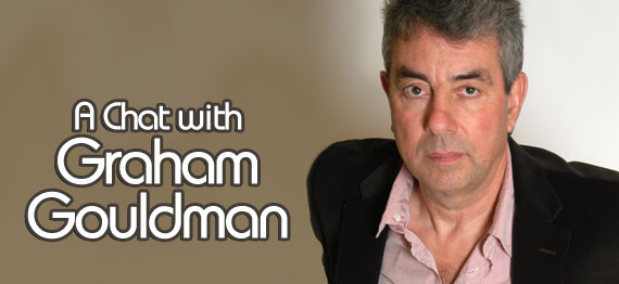 A chat with Graham Gouldman