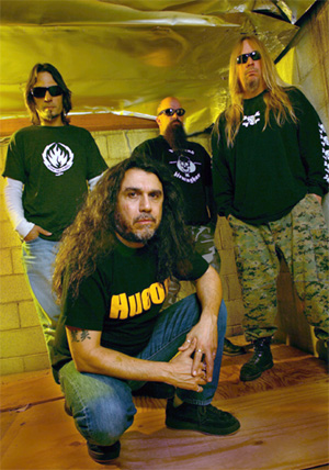 Slayer, Tom Araya