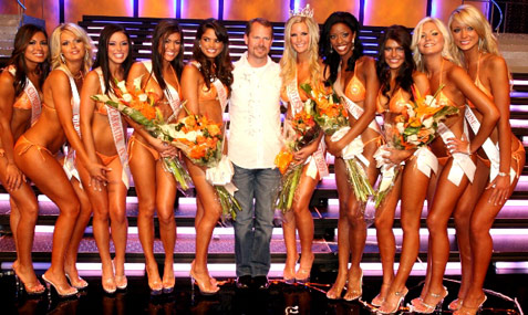 All Hooters contestants