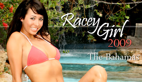 Racey Girl 2009 Swimsuit and Lingerie Model Search