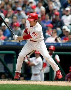 Chase Utley, Philadelphia Phillies