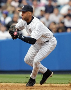 Derek Jeter, New York Yankees
