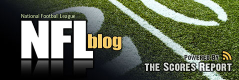 NFL Blog Powered by the Scores Report