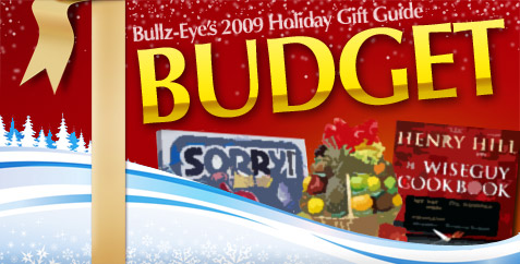 Holiday Gift Guide: Budget