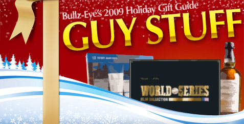 Holiday Gift Guide: Guy Stuff
