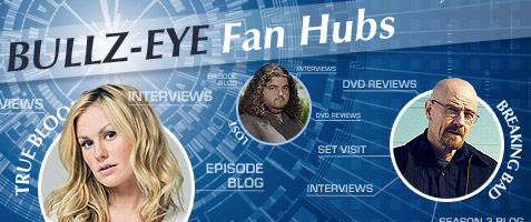 Bullz-Eye's TV Fan Hubs