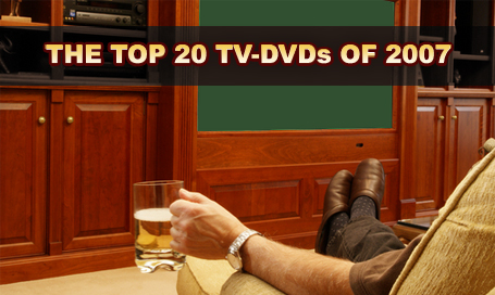The best TV DVD's of 2006