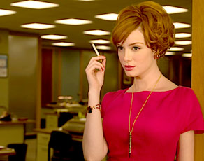 Christina Hendricks on