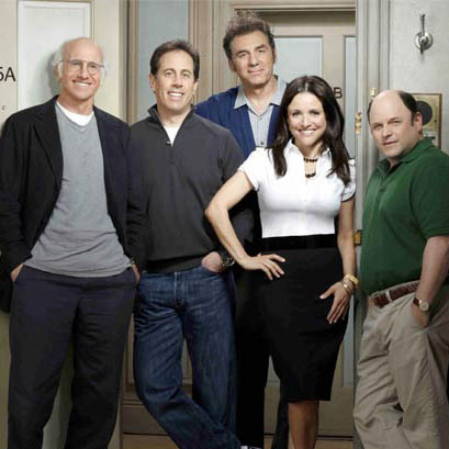 Seinfeld reunion on Curb Your Enthusiasm