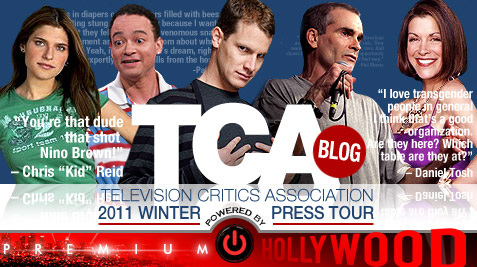 Winter 2011 TCA Blog