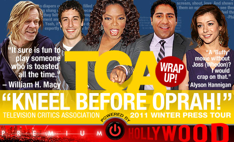 Winter 2011 TCA Recap