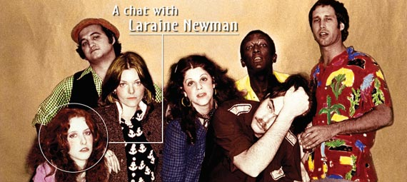 Laraine Newman interview