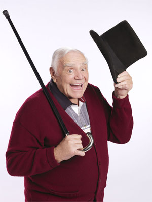"Ernest Borgnine interview, ""A Grandpa for Christmas,"" The Hallmark Channel"