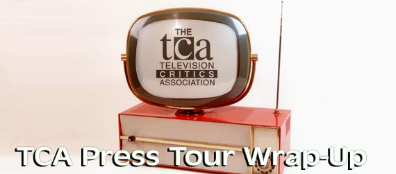 TCA Televesion Critics Association 2007 Press Tour
