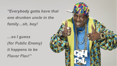 A Chat With Flavor Flav Flavor Flav Interview William