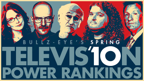 TV Power Rankings