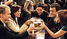 The Big Bang How I Met Your Mother